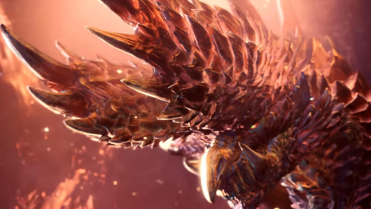 Monster Hunter World Iceborne, annunciata la data di uscita del Title Update 4
