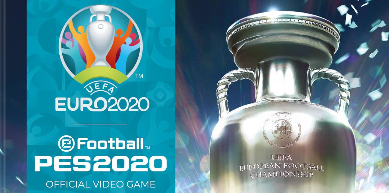 eFootball PES 2020, il DLC UEFA Euro 2020 è ora disponibile gratuitamente con un nuovo aggiornamento