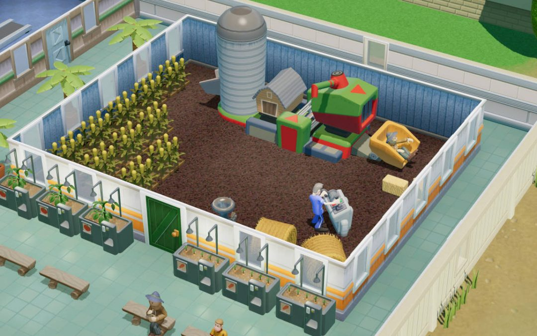 Two Point Hospital, rinviata l'uscita del DLC Evviva l'Ambiente