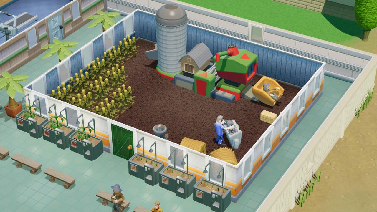 Two Point Hospital, rinviata l'uscita del DLC Evviva l'Ambiente