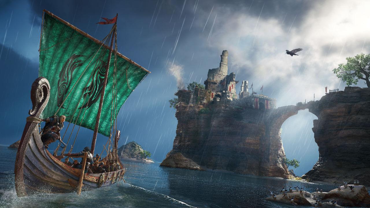 Assassin's Creed Valhalla, Ubisoft diffonde informazioni su preload, dimensioni dei download e patch del day one