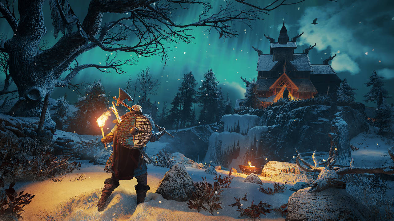 Assassin's Creed Valhalla, pubblicato il trailer di lancio