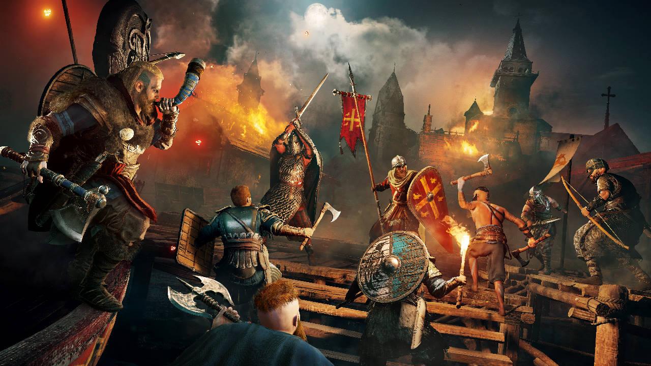 Assassin's Creed Valhalla, il secondo grande aggiornamento arriverà la prossima settimana
