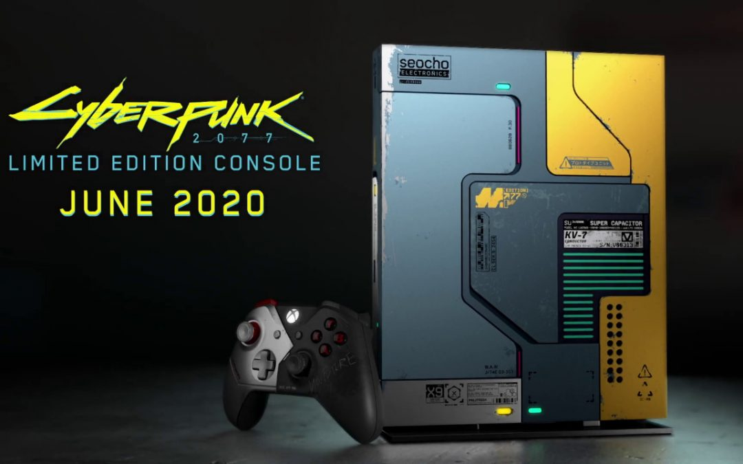 Cyberpunk 2077, il bundle con Xbox One X in Limited Edition si presenta in un video, ecco la finestra di uscita