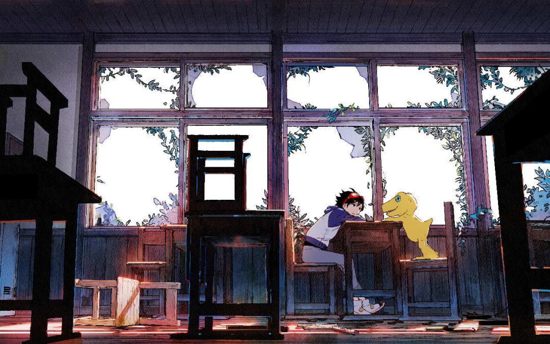 Digimon Survive rinviato al 2021