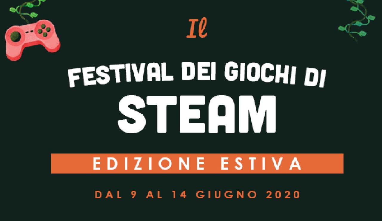 Festival dei giochi di Steam edizione estiva 2020, annunciate le date