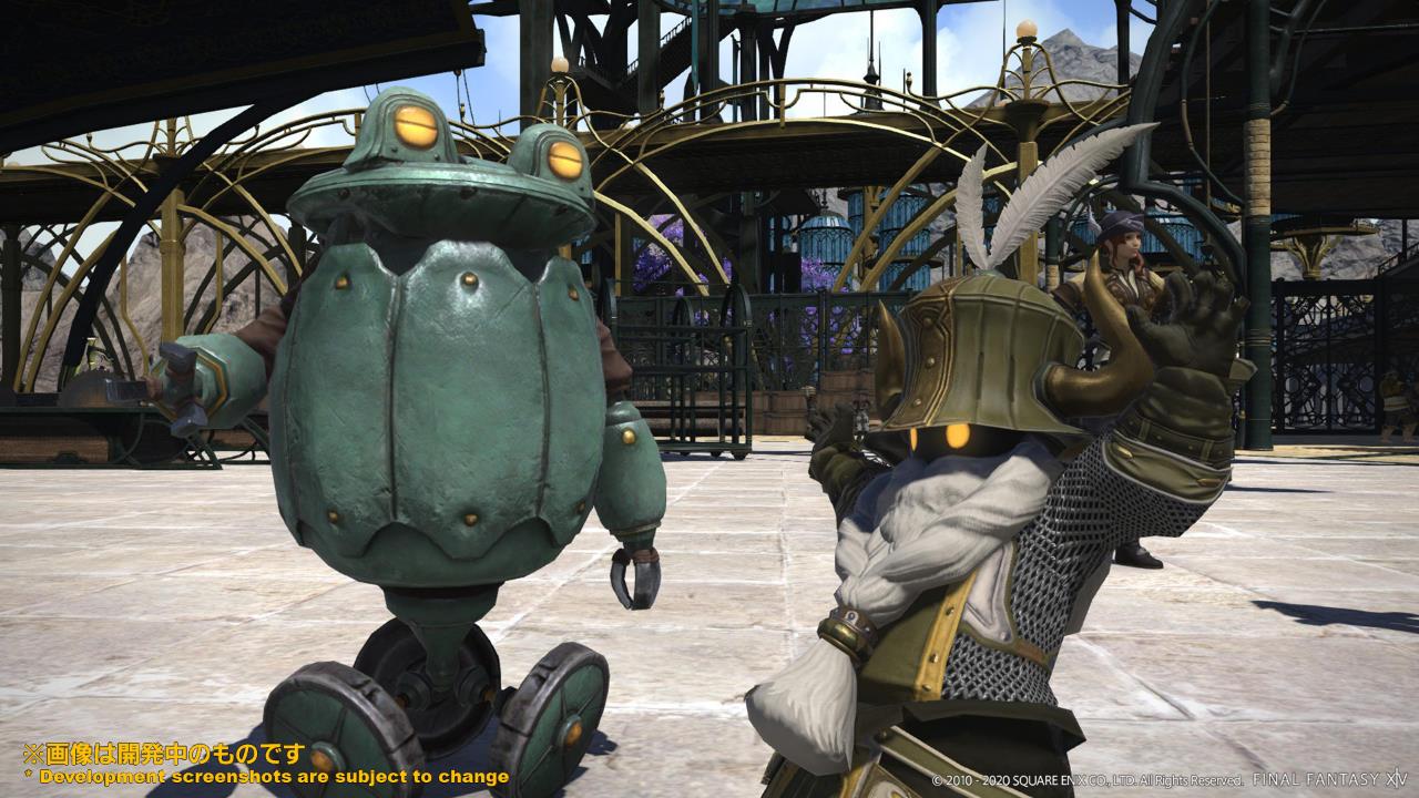 Final Fantasy 14 Shadowbringers, ecco le novità della patch 5.3, tra cui un cross-over con NieR