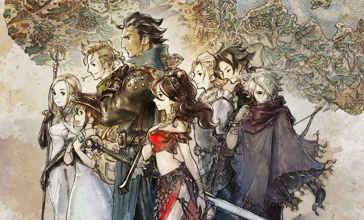 Octopath Traveler, Square Enix fornisce un aggiornamento sullo stato dei lavori del sequel per console