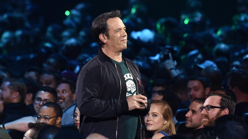 Phil Spencer immagine 2