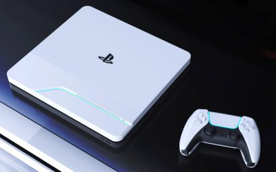 PS5 design DualSense thumb