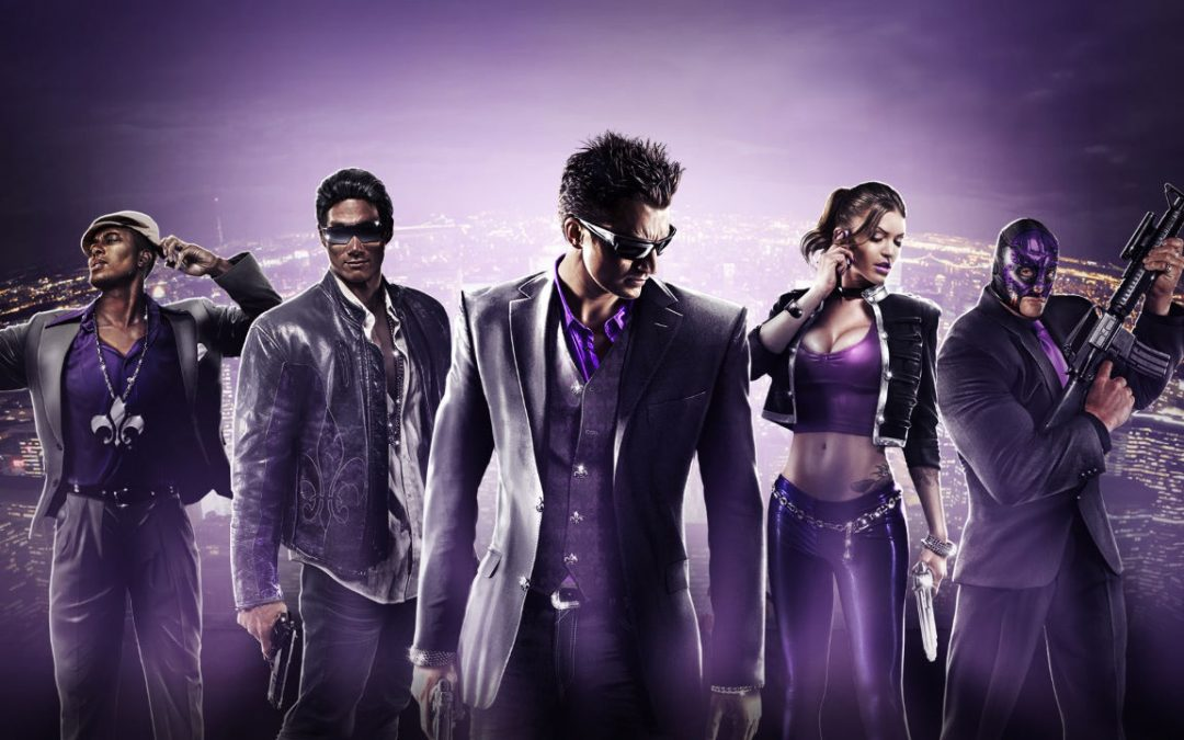 Saints Row The Third Remastered è ora disponibile, ecco il trailer di lancio
