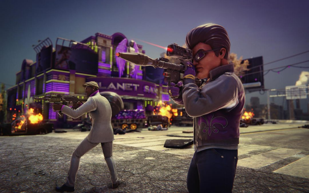 Saints Row The Third Remastered annunciato ufficialmente, data di uscita e primo trailer!