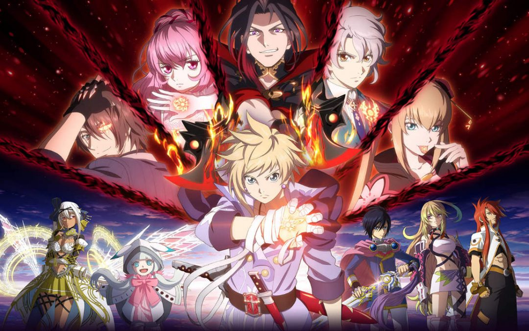 Tales of Crestoria è ora disponibile su Android e iOS