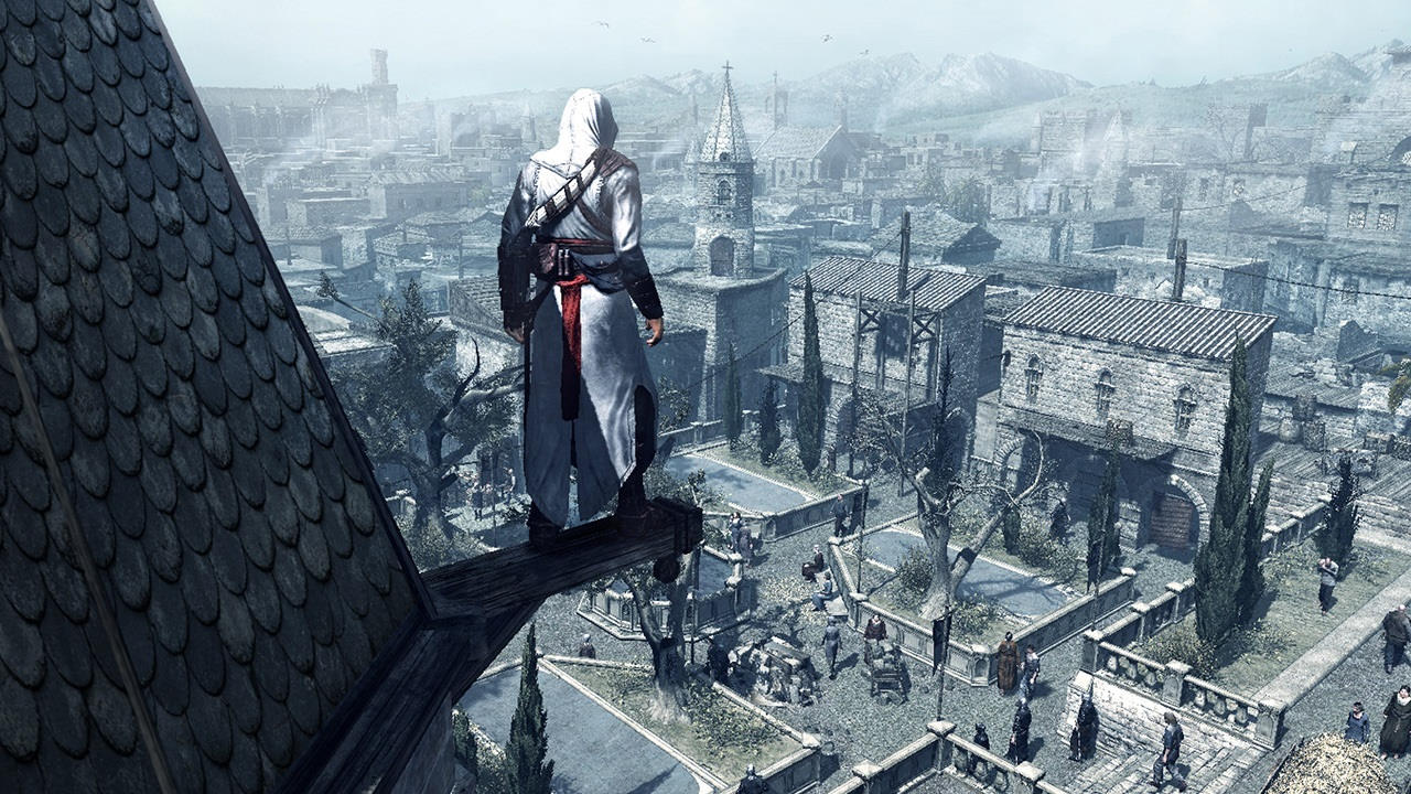 Assassin's Creed, le missioni secondarie non sarebbero esistite se non fosse stato per il figlio del CEO di Ubisoft