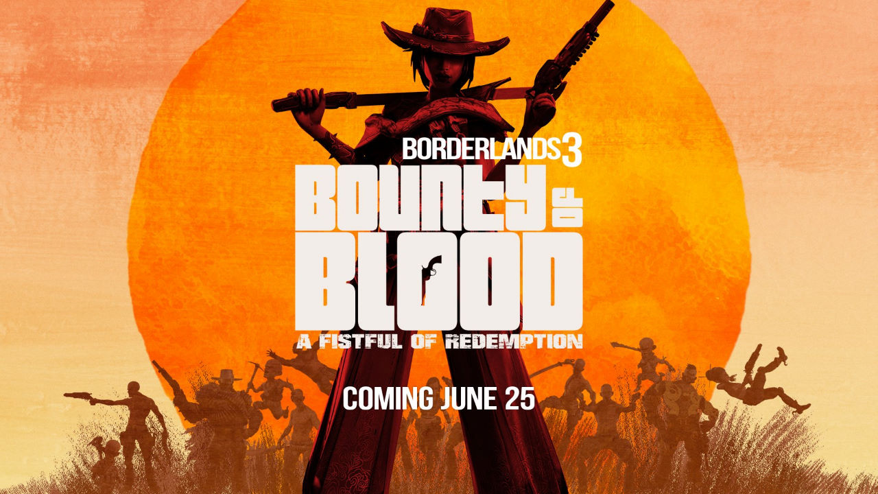Borderlands 3, annunciata la data di uscita del DLC Taglia di sangue: per un pugno di redenzione; dettagli su Strage alla Breccia del Guardiano