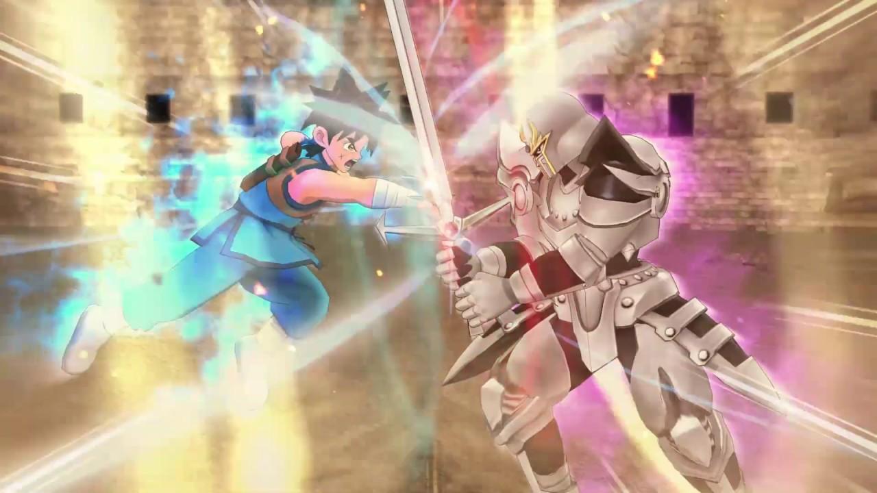 Dragon Quest The Adventure of Dai, annunciati due nuovi giochi: Tamashii no Kizuna per mobile e Xross Blade per cabinati arcade