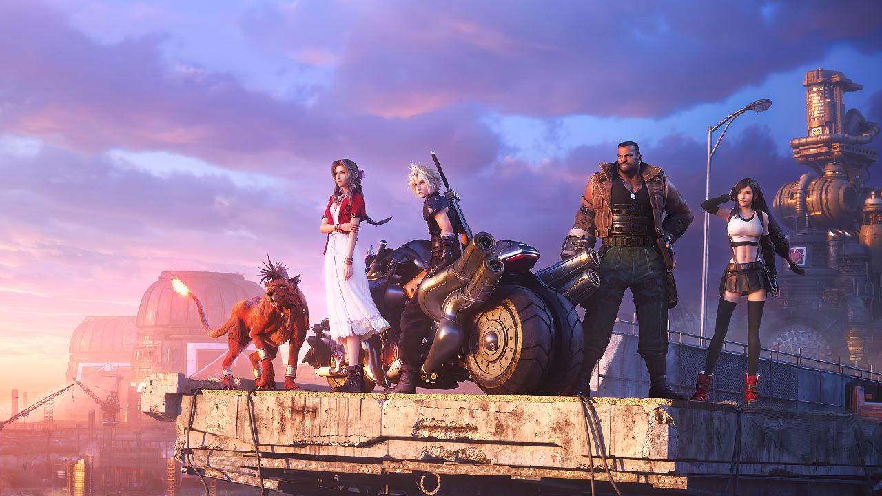 Final Fantasy 7 Remake è ambientato in un altro mondo? Lo suggerisce Motomu Toriyama
