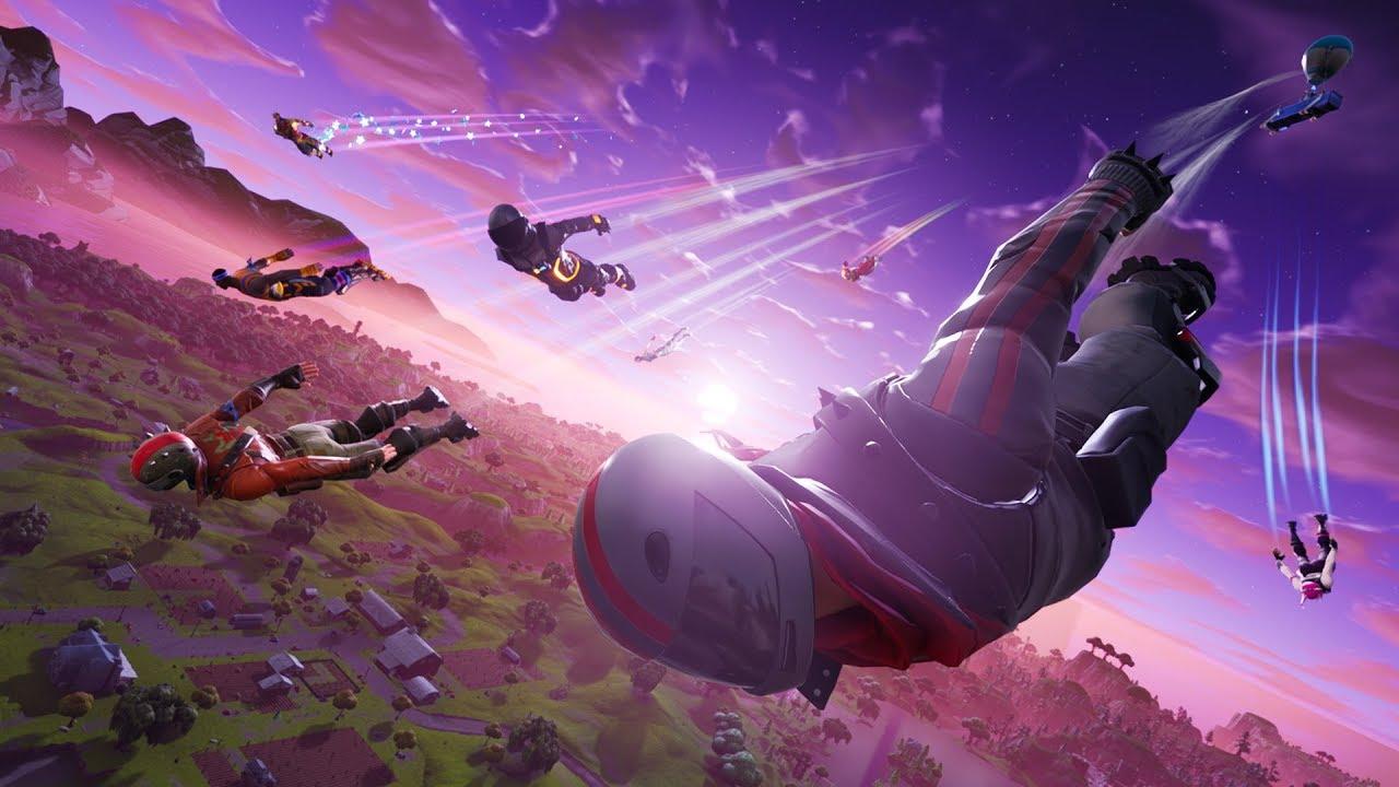 Fortnite sarà un gioco di lancio di PS5 e Xbox Series X, lo annuncia Epic Games
