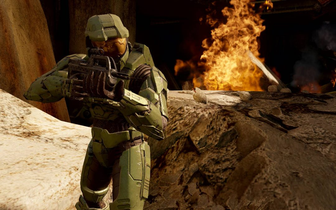 Halo 2 Anniversary è ora disponibile su PC e Xbox Game Pass