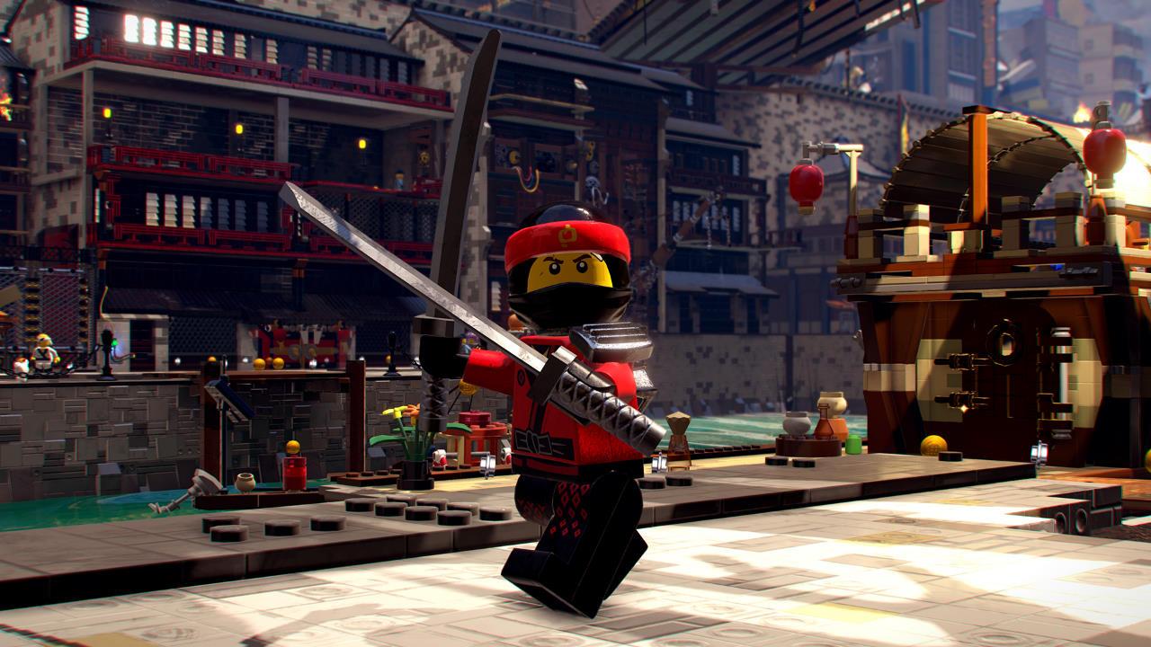 LEGO Ninjago è ora gratis su PC, PS4 e Xbox One, ecco i link per il download