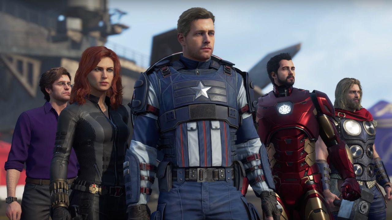 Marvel's Avengers, tutte le novità del War Table del 24 giugno, tra cui personalizzazione e contenuti post-lancio; nuove immagini