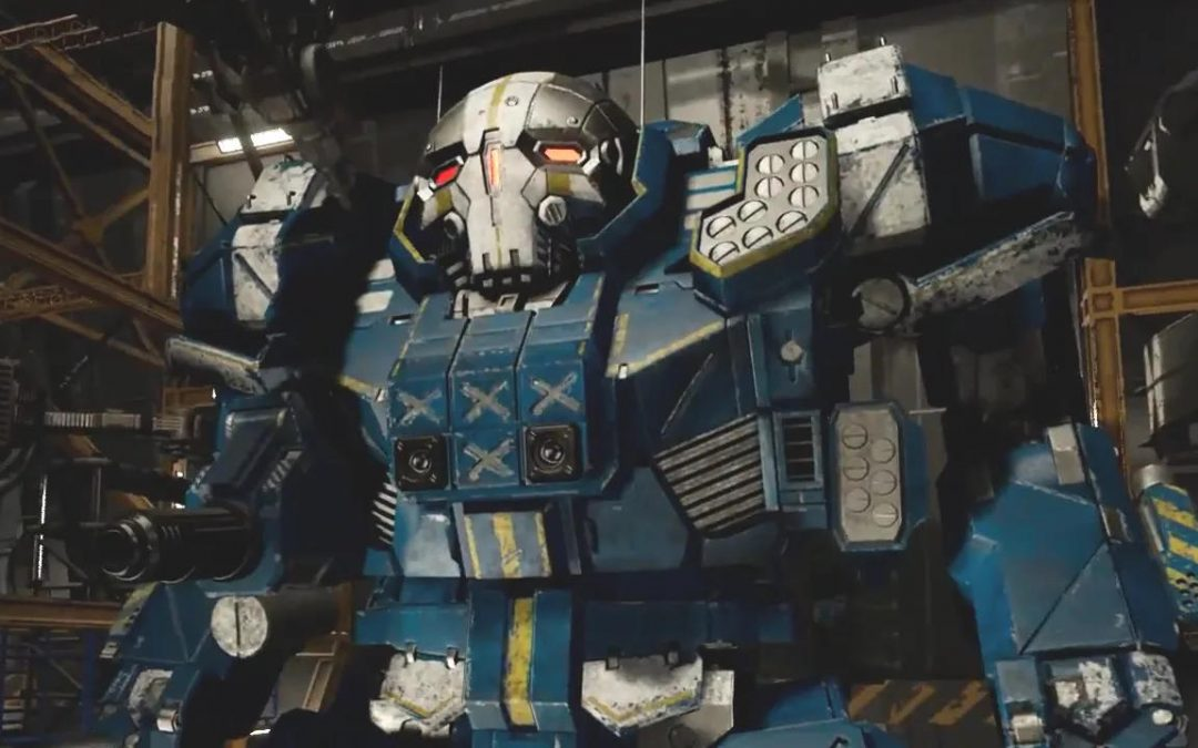 MechWarrior 5 Mercenaries arriva su Xbox One, Xbox Series, Steam e GOG nella primavera 2021