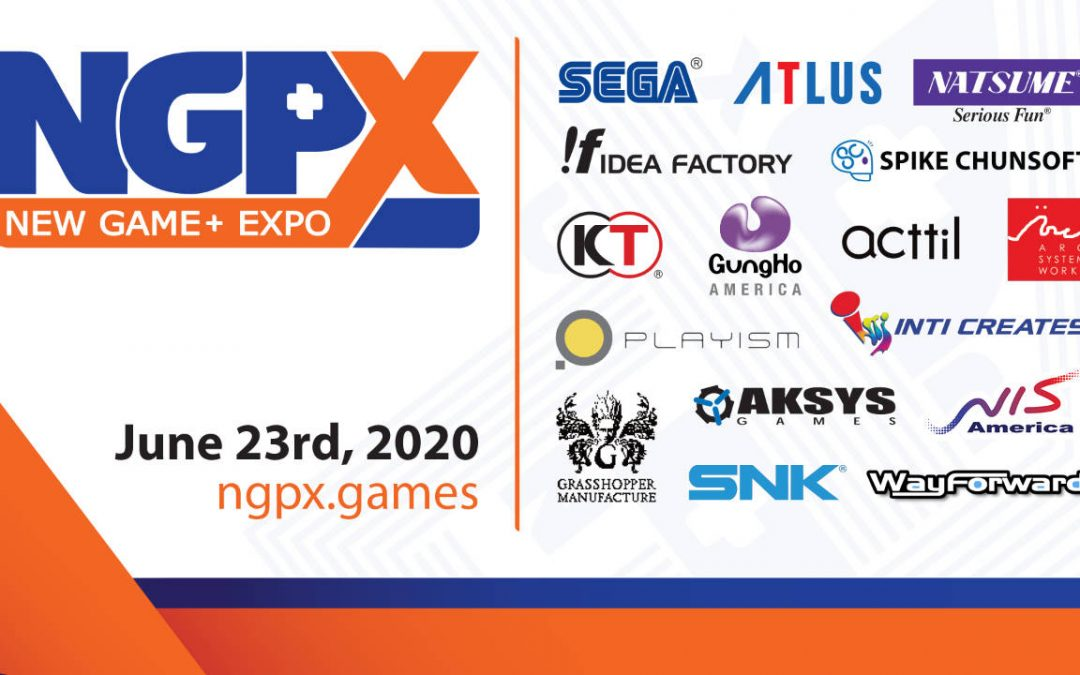New Game+ Expo 2020