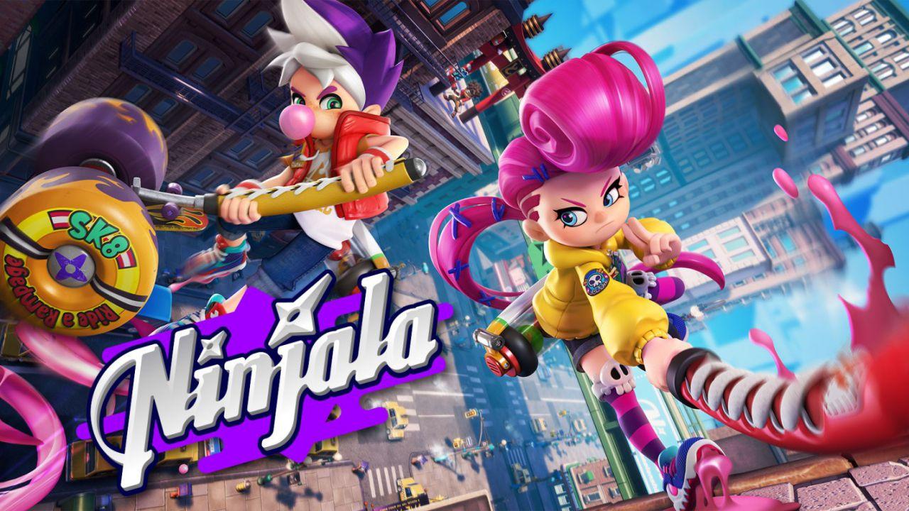 Ninjala, i download superano i 2 milioni, 100 Jala gratis in regalo per tutti