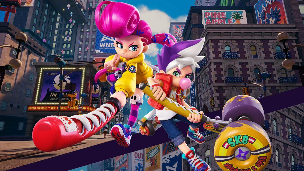 Nintendo Switch, Ninjala e Blair Witch tra i giochi in uscita questa settimana sull'eShop