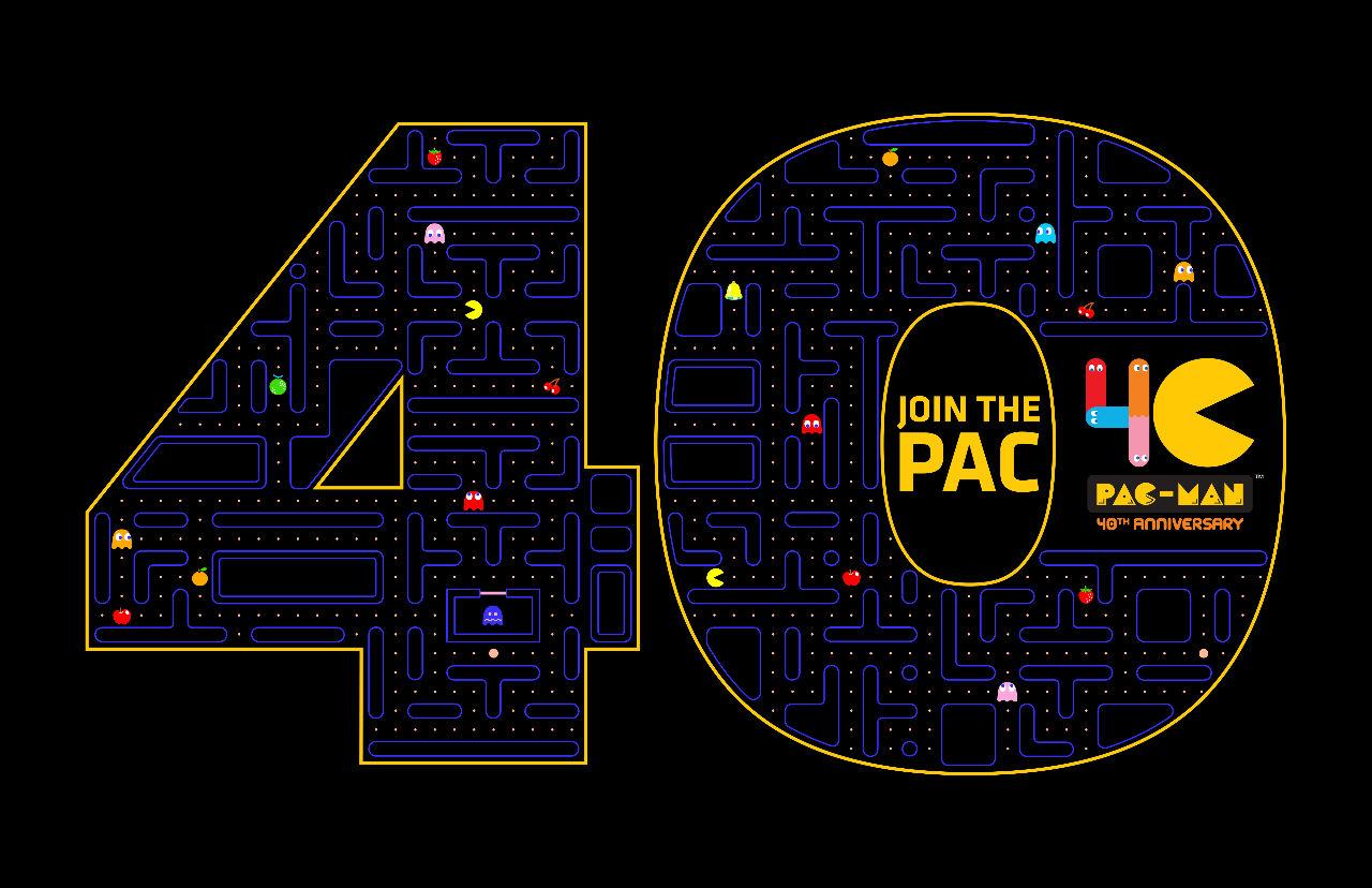 Pac-Man compie 40 anni, tanti auguri ad una delle serie più famose dei videogiochi!
