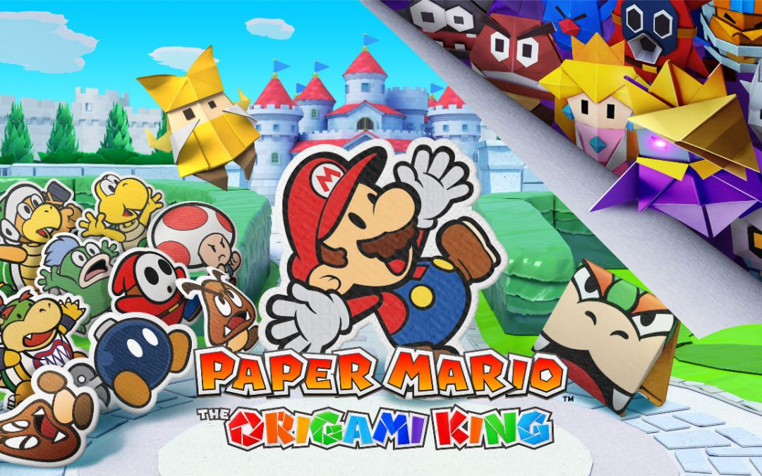 Paper Mario The Origami King, un fastidioso bug impedisce di finire il gioco