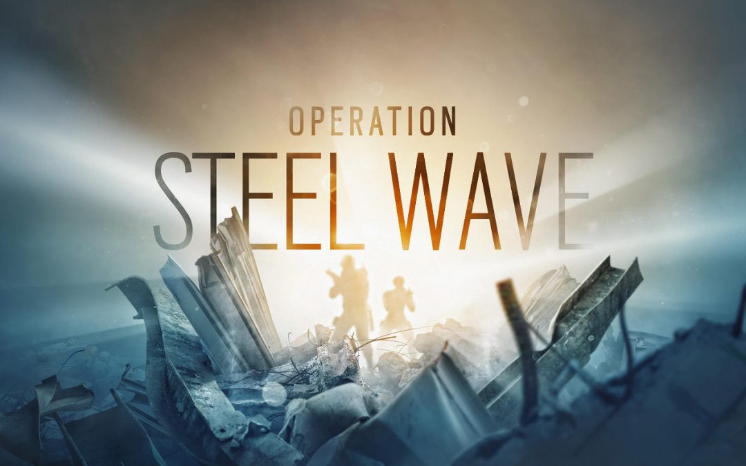 Rainbow Six Siege, Operation Steel Wave sarà disponibile da domani, ecco quando
