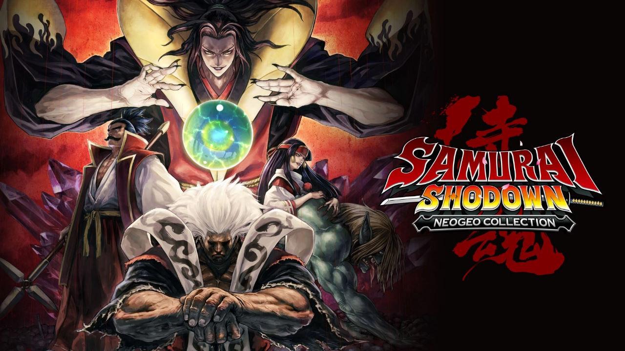 Giochi gratis PC, Samurai Shodown NeoGeo Collection su Epic Games Store
