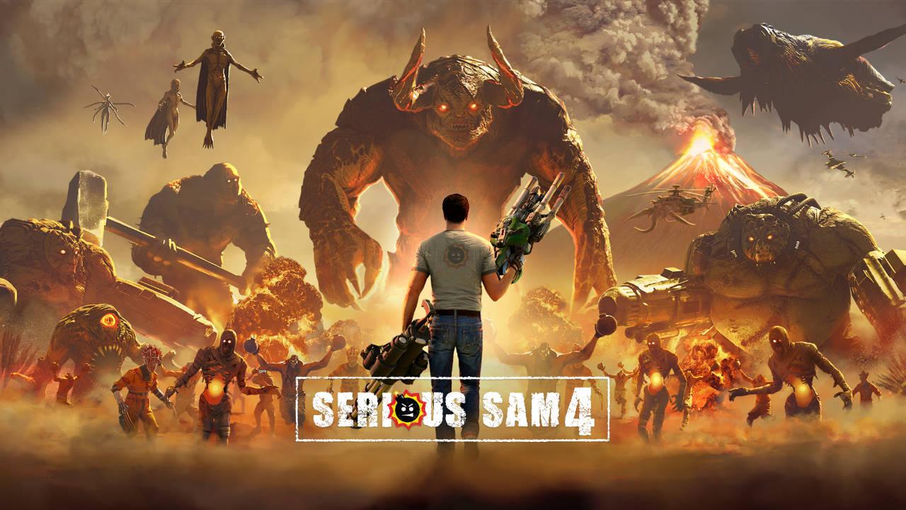 Serious Sam 4, svelati i requisiti di sistema della versione PC a pochi giorni dal lancio