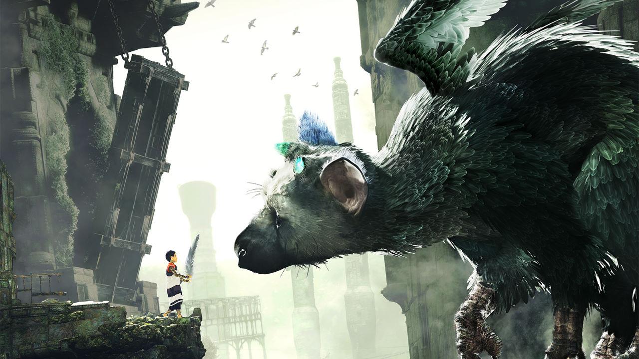 The Last Guardian è giocabile a 60 FPS su PS5 solo se si usa il disco e non lo si aggiorna
