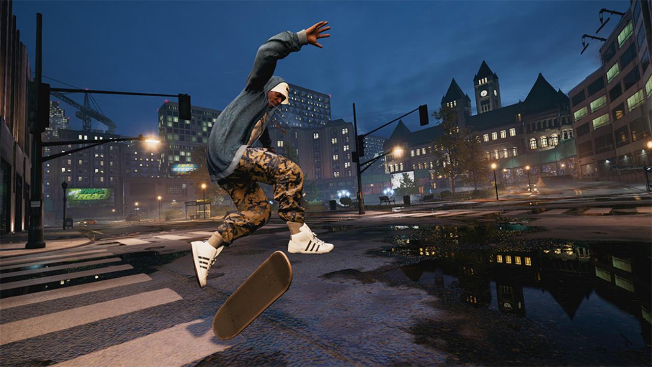 Tony Hawk's Pro Skater 1 + 2, il prossimo update aggiunge oggetti a tema Crash Bandicoot