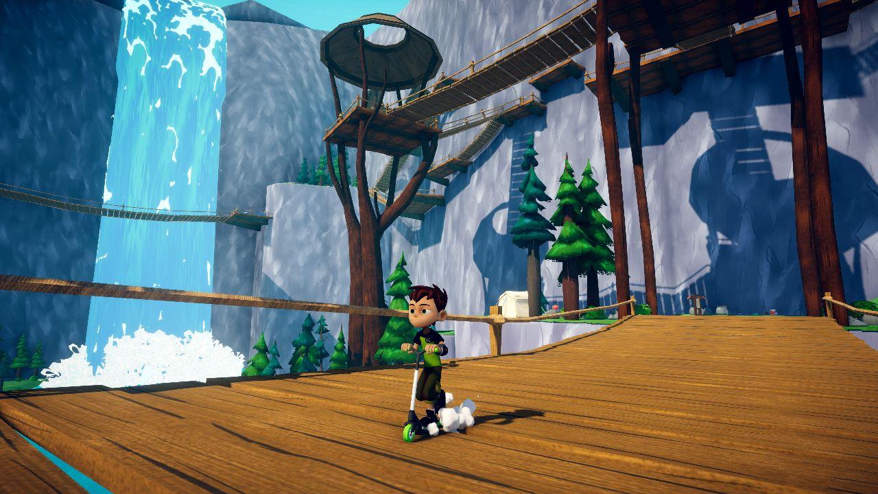 Ben 10 Power Trip annunciato da Bandai Namco, ecco la data di uscita
