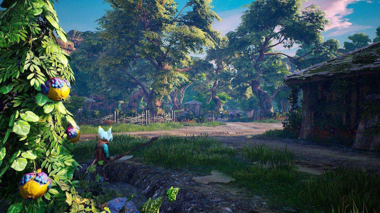 Biomutant, ecco il gioco su PS5 e Xbox Series X in nuovi video gameplay