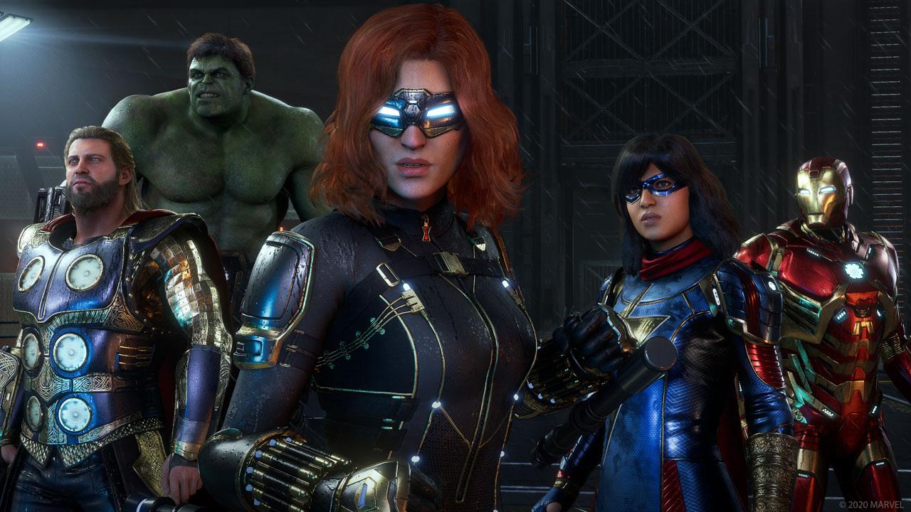 Marvel's Avengers è stato un flop? Costi di sviluppo non ancora recuperati stando a Square Enix