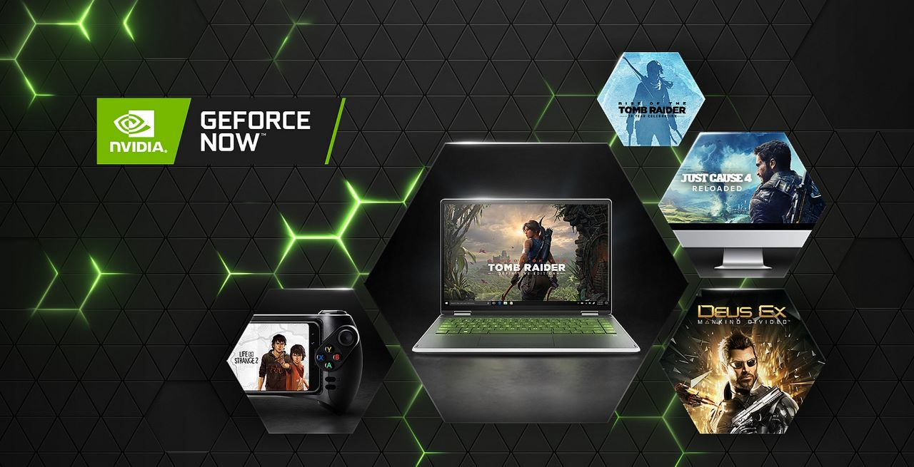 """Nvidia risponde al leak del database di GeForce Now: """"contiene titoli ipotetici"""""""