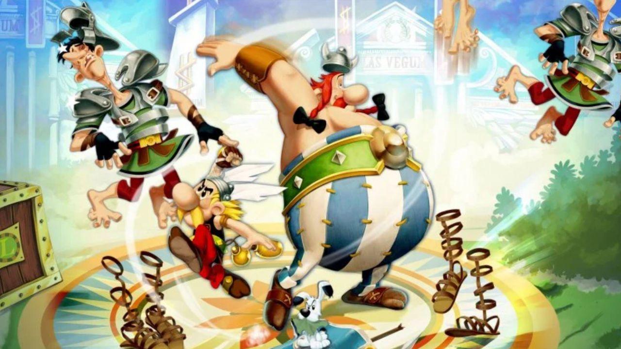 Asterix & Obelix XXL Romastered valutato in Australia, annuncio in arrivo?