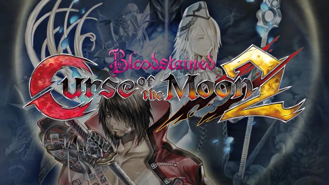 Bloodstained Curse of the Moon 2 annunciato da Inti Creates, ecco il primo trailer