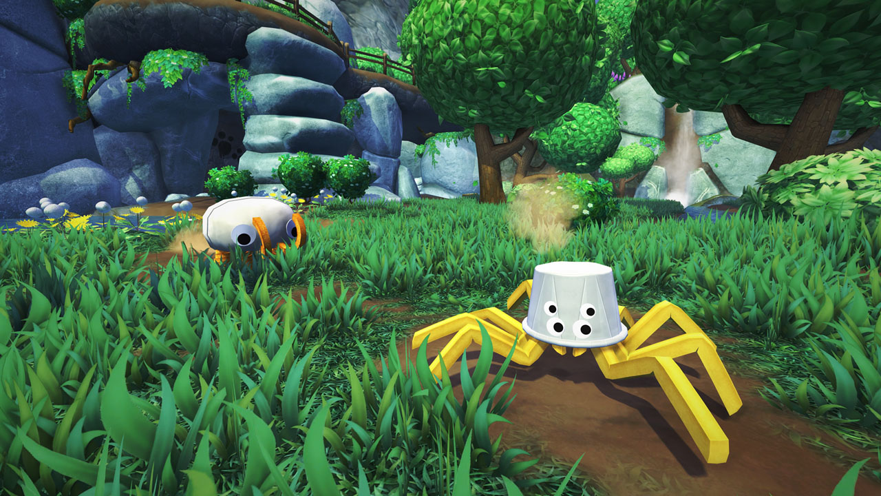 Bugsnax, in una prima versione del gioco si potevano smembrare le creature