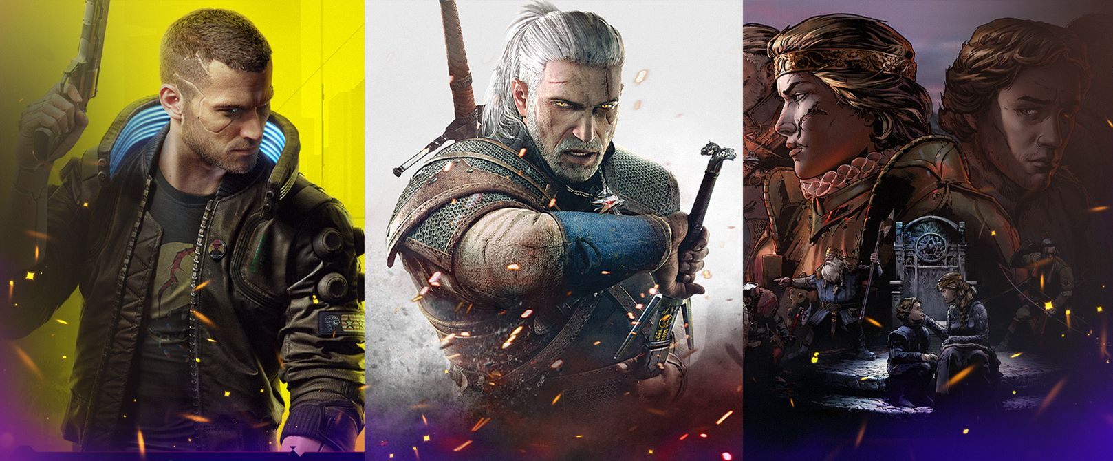 Tutti i giochi di CD Projekt Red, tra cui Cyberpunk 2077 e The Witcher 3, sono ora in un bundle da meno di 90 euro su PC