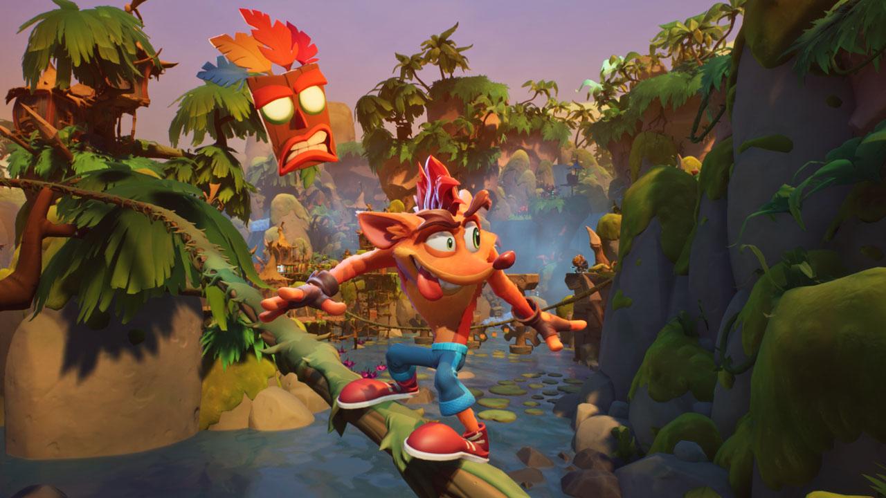 Crash Bandicoot 4 It's About Time in arrivo su Nintendo Switch? Spuntano altri indizi dai file di configurazione