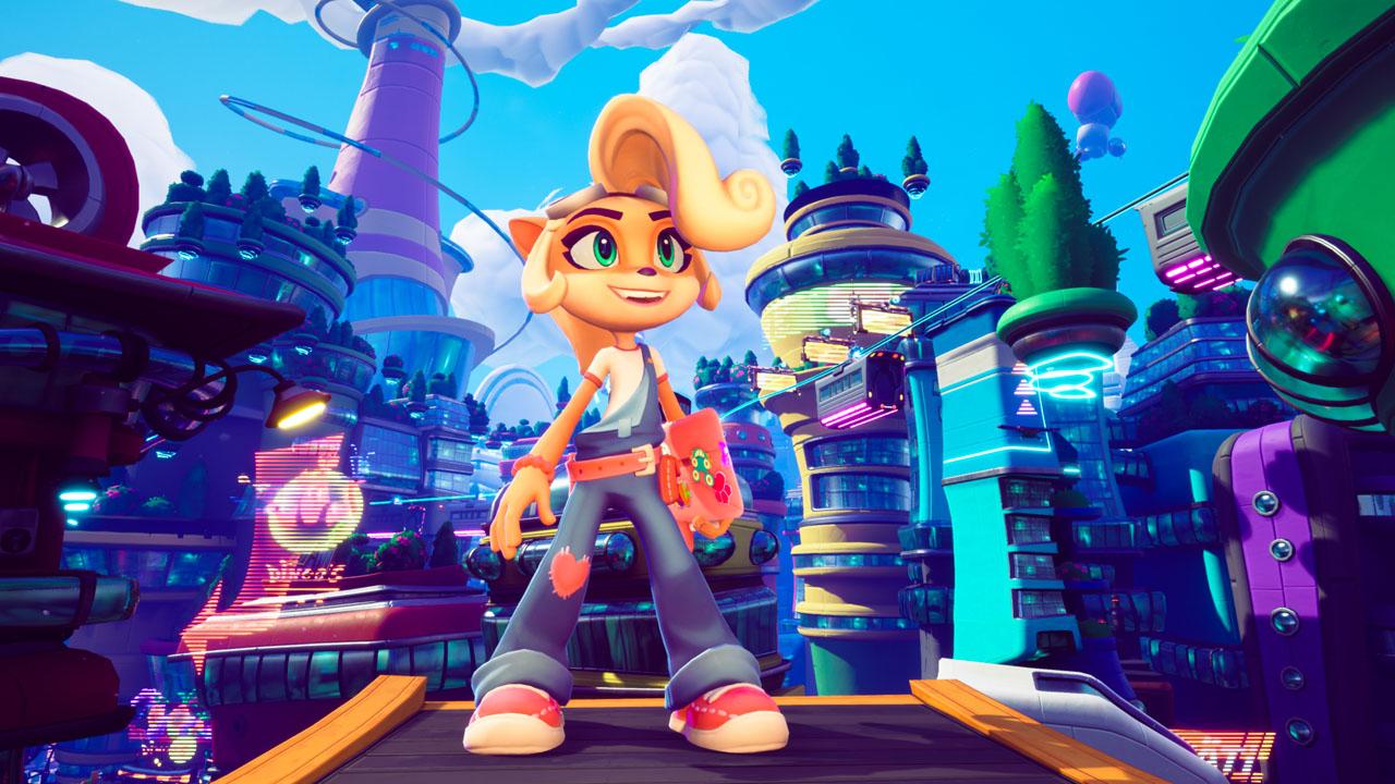 Crash Bandicoot 4 It's About Time, il trailer delle novità della versione PS5 dallo State of Play