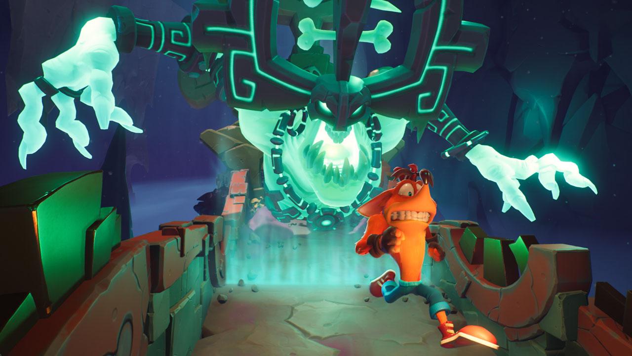 Crash Bandicoot 4 It's About Time, la colonna sonora intera arriva su YouTube in forma ufficiale