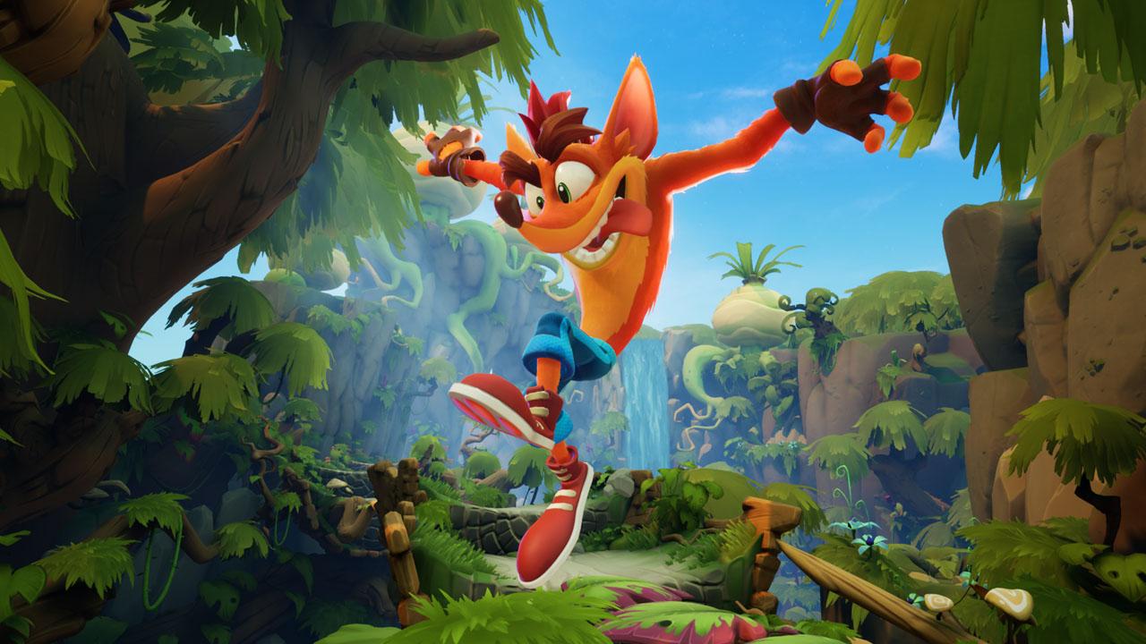 Crash Bandicoot 4 It's About Time, data di uscita, gameplay e prime immagini ufficiali