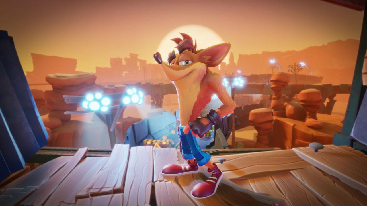 Crash Bandicoot 4 It's About Time non uscirà al lancio su PC, ma Activision non esclude dei porting per altre piattaforme