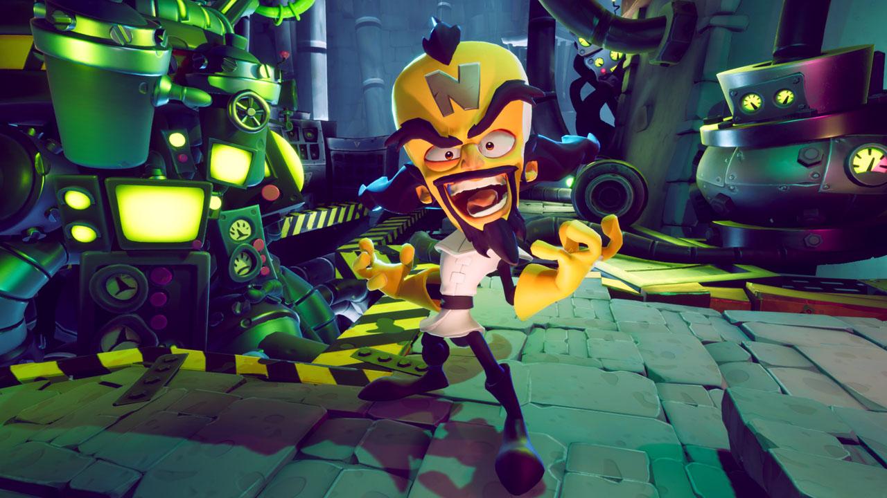 Toys for Bob, Activision nega i licenziamenti nello studio di Crash Bandicoot 4